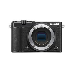 Nikon ミラーレス一眼 Nikon1 J5 ボディ ブラック J5BK furatto