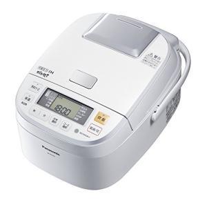 パナソニック 1升 炊飯器 圧力IH式 おどり炊き ホワイト SR-PB185-W furatto