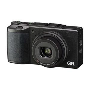 (中古品) RICOH デジタルカメラ GRII APS-CサイズCMOSセンサー ローパスフィルタ...
