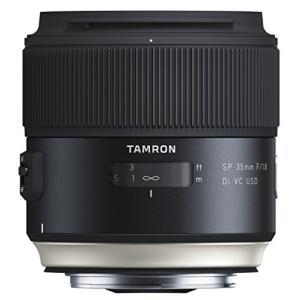 TAMRON 単焦点レンズ SP35mm F1.8 Di VC キヤノン用 フルサイズ対応 F012...