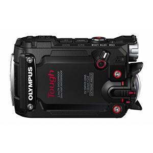 OLYMPUS アクションカメラ STYLUS TG-Tracker ブラック 防水性能30m 耐衝撃 furatto