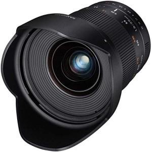 SAMYANG 単焦点レンズ 20mm F1.8 ED AS UMC ソニー αE用 フルサイズ対応