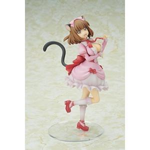 ネトゲの嫁は女の子じゃないと思った? 「猫姫」 約20cm PVC&ABS製 塗装済み furatto