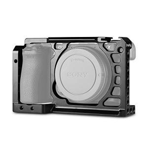 SmallRig Sony A6500/A6300専用ケージ ILCE 6500 4Kカメラケージ ...
