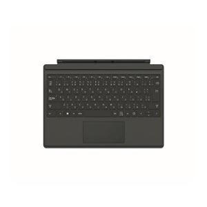 マイクロソフト Surface Pro タイプカバー ブラック FMM-00019|furatto