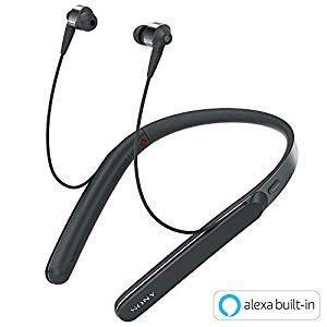 ソニー SONY ワイヤレスノイズキャンセリングイヤホン WI-1000X : Bluetoot