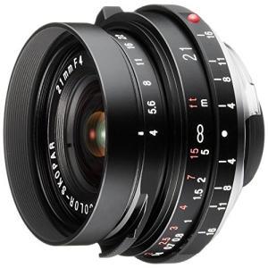 (未使用品) VoightLander 単焦点広角レンズ COLOR SKOPAR 21mm F4 ...