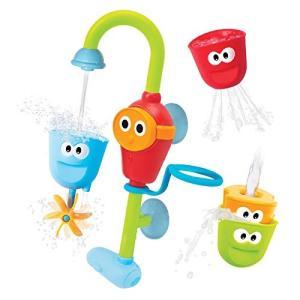 (未使用品) ユーキッド 水中めがねのお風呂シャワー 愉快なバスタイムを演出する お風呂おもちゃ バ...