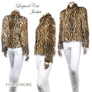 ご愛顧感謝★ レオパードキャットジャケットパッチワークジャケットタイプ|furaurore