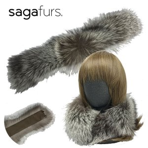 SAGAシルバーフォックススヌード 41101日本製|furaurore