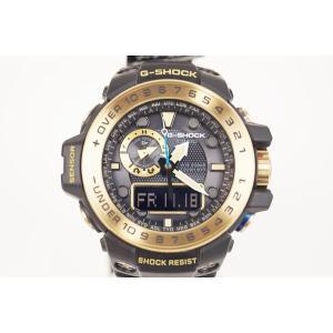 CASIO G-SHOCK GWN-1000GB-1AJF GULFMASTER Master of G 電波ソーラー メンズ 腕時計 新古品
