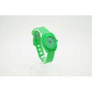 NIXON 腕時計 A425 330 SMALL TIME TELLER P スモールタイムテラー GREEN 新品 正規品|furisuta|02