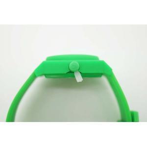 NIXON 腕時計 A425 330 SMALL TIME TELLER P スモールタイムテラー GREEN 新品 正規品|furisuta|03