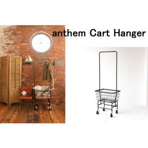 アンセム ハンガーラック スチール ANH-2738BK|furniture-direct