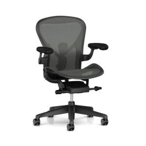 aron アーロン リマスタード  グラファイトカラー アーム(肘付き)AER1A13DW|furniture-direct