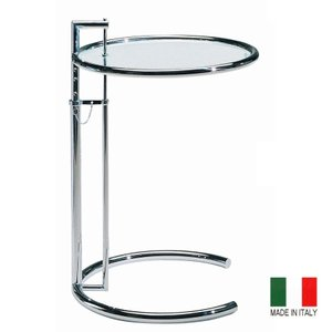 サイドテーブル E-1027  アイリーン グレイ (イタリア製)|furniture-direct