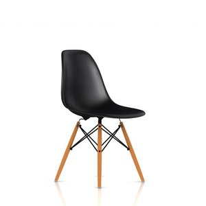 イームズ シェルチェア 脚ウッド メープル シェルチェア DSW ハーマンミラー|furniture-direct