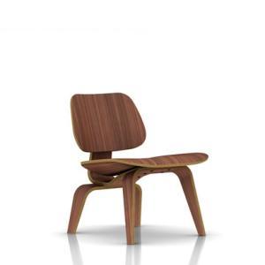 イームズ プライウッド ラウンジチェア ウッドレッグ LCW ハーマンミラー社|furniture-direct