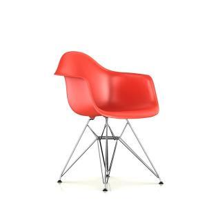 イームズ シェル アームチェア 脚トリバレントクローム Shell-Armchair-DAR ハーマンミラー正規品|furniture-direct