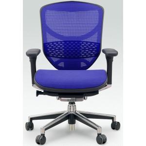 エルゴヒューマン エンジョイ ロータイプ エラストメリックメッシュブラック EJ-LAM Ergohuman ENJOY|furniture-direct
