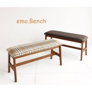 エモ ダイニングベンチ emo カントリー風の素朴な家具|furniture-direct