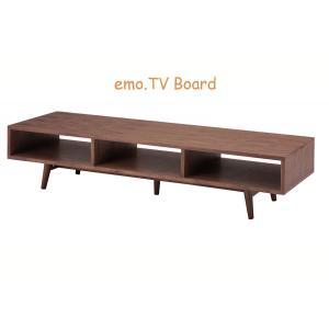 エモ EMO テレビボード ロング150 emo カントリー風の素朴な家具|furniture-direct