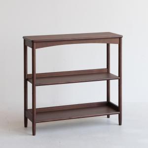エモ 三段棚 emo カントリー風 オープンラック emr-3062|furniture-direct