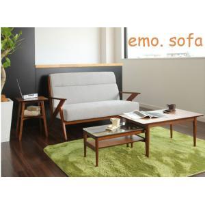 エモ sofa EMO ソファ 2人掛け emo カントリー風の素朴な家具|furniture-direct