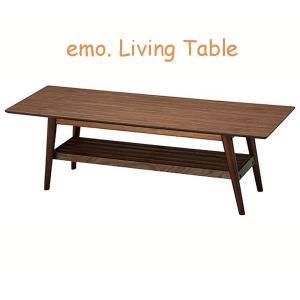 エモ EMO スクエアテーブル リビングテーブル emo カントリー風の素朴なテーブル|furniture-direct