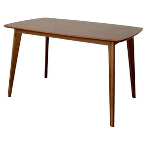 エモ ダイニングテーブル 120×75cm emo カントリー風の素朴なテーブル furniture-direct