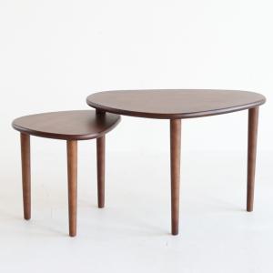 エモ センターテーブル EMO リビングテーブル emo カントリー風の素朴なテーブル おにぎり|furniture-direct