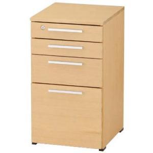 エルコディ イトーキ 用 サイドデスク キャスター付き 収納ボックス|furniture-direct