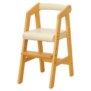 ネイキッズ キッズ キッズハイチェアー KDC-2442NA 子供チェア お祝いに人気|furniture-direct