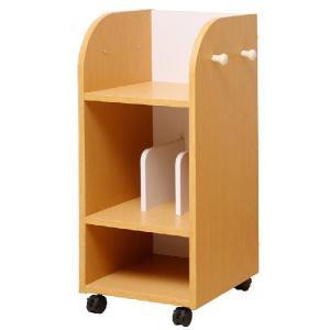 ネイキッズ ランドセルラック  kdr-2437na スリム 子供ランドセルラック 収納棚|furniture-direct