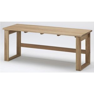 古彩 デスク 幅180cm 奥行き45cm 学習デスク パソコンデスク オイル塗装 木目が綺麗 天然木|furniture-direct