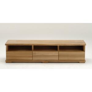 古彩 テレビ台 180cm オイル塗装 木目が綺麗 天然木|furniture-direct