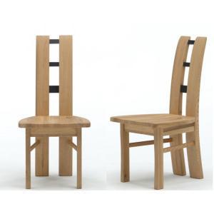 古彩 椅子 ダイニングチェア ダイニングチェア タイプ3(板座面)  オイル塗装 木目が綺麗 天然木|furniture-direct