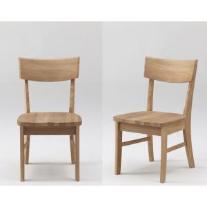 古彩 椅子 ダイニングチェア ダイニングチェア タイプ4 (板座面)オイル塗装 木目が綺麗 天然木|furniture-direct