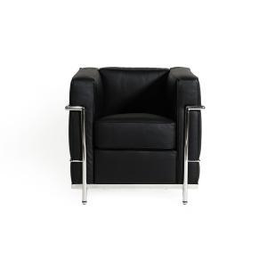 LC2 グランドコンフォート おしゃれなデザイン lc2 中国製 ル・コルビュジエ デザイン|furniture-direct