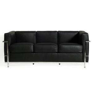 LC2 3人掛け グランドコンフォート おしゃれなデザイン lc2  ル・コルビュジエ デザイン|furniture-direct
