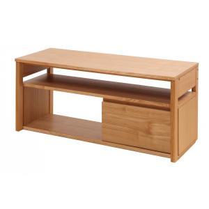 Loton 2way TV Board テレビ台 テレビボード テーブル デスク 机 天然木 2WAY 引き出し 収納 文|furniture-direct