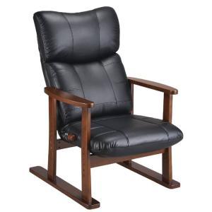 スーパーソフトレザー 高座椅子 大河 YS-D1800HR 日本製|furniture-direct