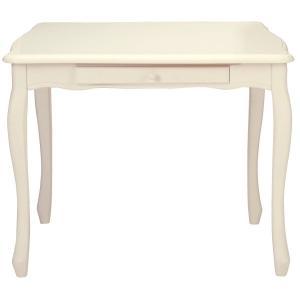 ダイニングテーブル 高梨産業 ダイニングテーブル  木製天板 ホワイト RD-T1570|furniture-direct