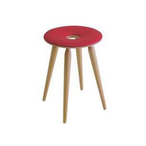 リングツール 天童木工 丸くてかわいいシンプルスツール|furniture-direct
