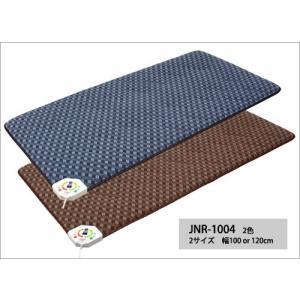 ローズテクニーJNR-1004w ワイドシングル 健康 電位治療マット|furniture-direct