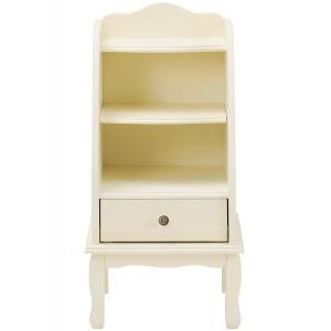 ホワイトチェスト 引き出し付き |furniture-direct