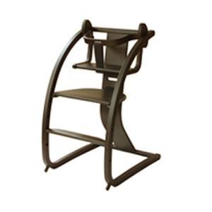 ベビーチェア バンビーニ 佐々木デザイン STC-05 ウオールナット ライトブラウン ニューバンビーニ|furniture-direct