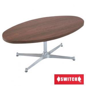 SWITCH スイッチ TAダイニングテーブル ダイニングテーブル だ円テーブル ローテーブル|furniture-direct