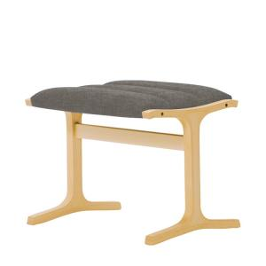ヘロン パーソナル スツール パーソナルオットマン Bランク布 天童木工 T-3158WB|furniture-direct
