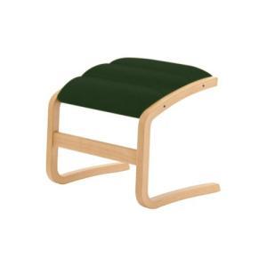 ヘロン ハイバックスツール パーソナルオットマン Bランク布 天童木工 T-3159|furniture-direct